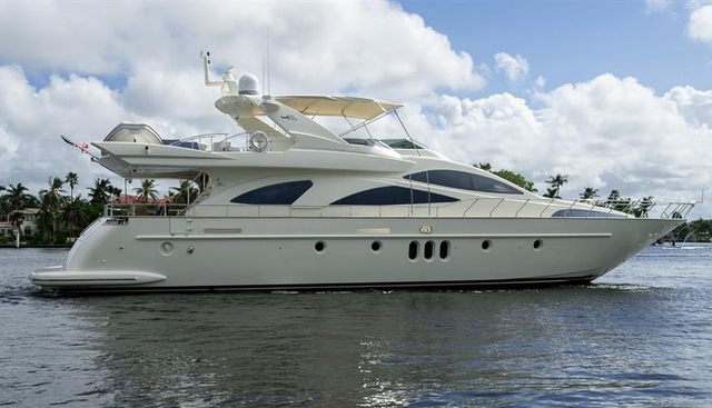 Anchor Management Charter Yacht