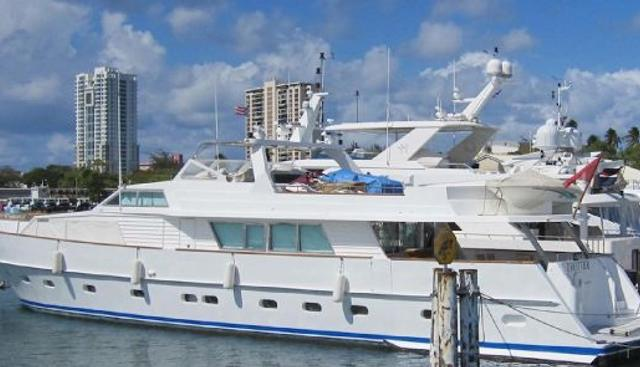 Trotter Charter Yacht - 2