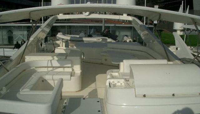 Alameda III Charter Yacht - 5