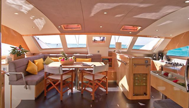 Lady Dominique II Charter Yacht - 8