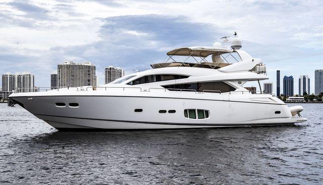 Morning Star Charter Yacht