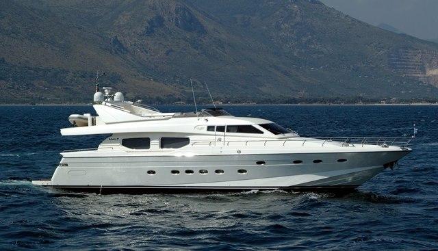 Trelaoua Charter Yacht