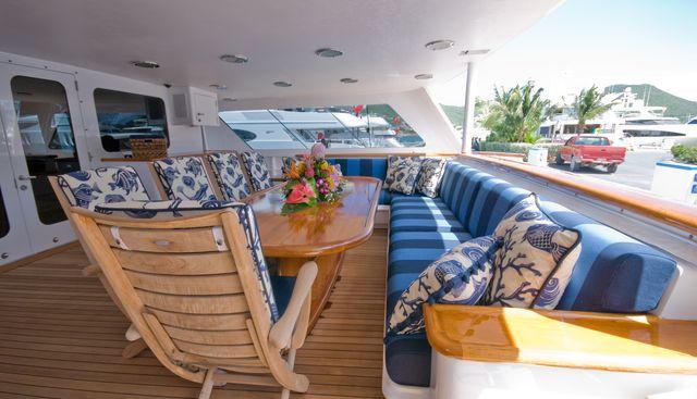 Sea Falcon II Charter Yacht - 5