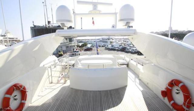 Santa Maria X Charter Yacht - 3