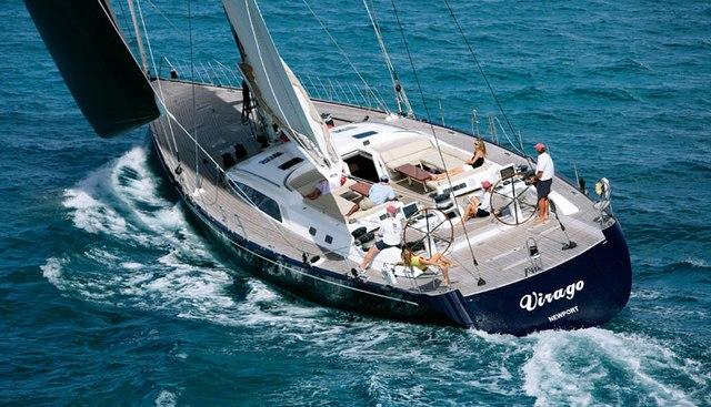 Virago Charter Yacht - 7