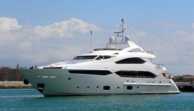 Jelana Charter Yacht