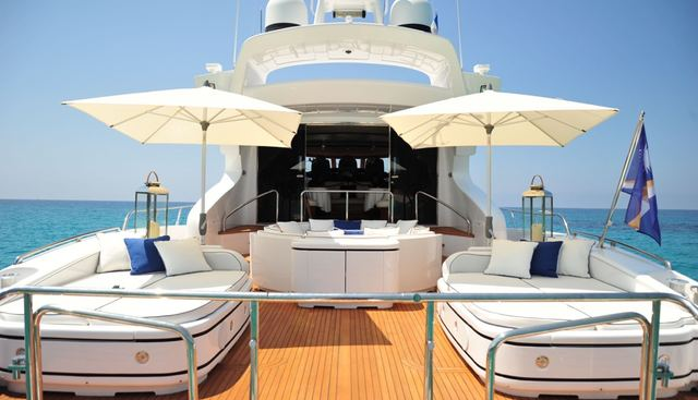 Allure Charter Yacht - 4