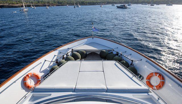 Paula III Charter Yacht - 2