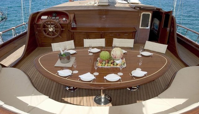 Queen Of Karia Charter Yacht - 2