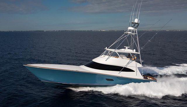Hooray Charter Yacht