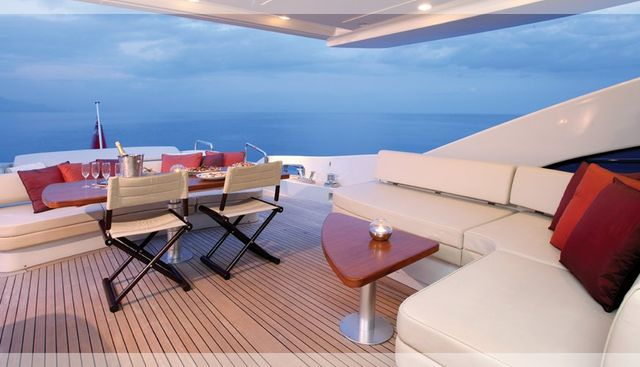 Mosafa Charter Yacht - 3