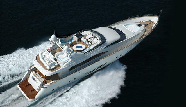 Naseem Charter Yacht