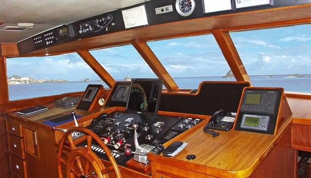 Mary Elizabeth II Charter Yacht - 3