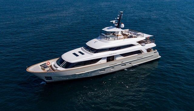 Les Bruxellois Charter Yacht