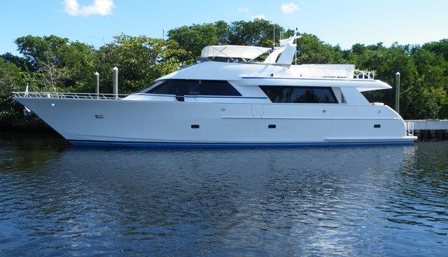 Cast Away Charter Yacht