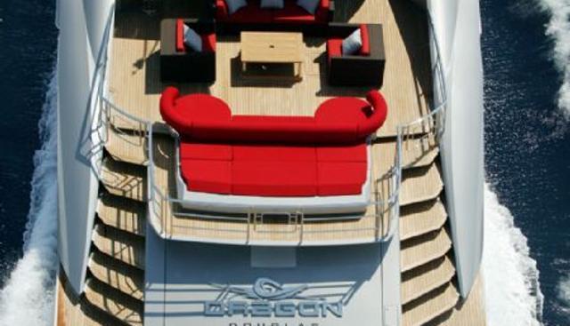 Dragon Charter Yacht - 5