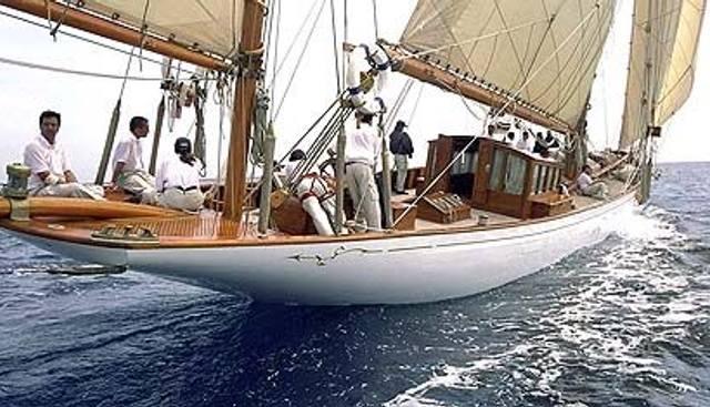 Rosalind Charter Yacht - 2