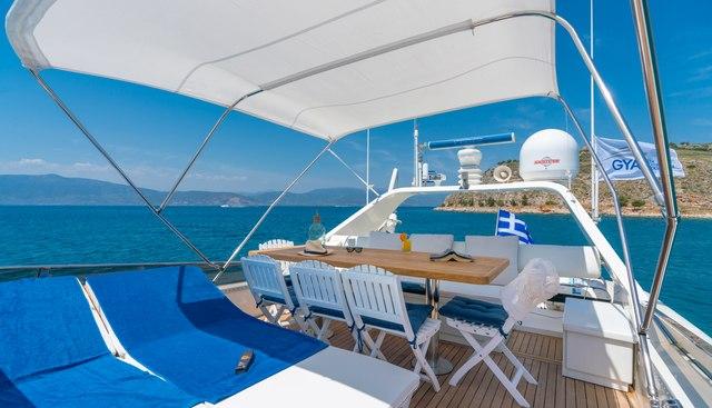 Alandini Charter Yacht - 7