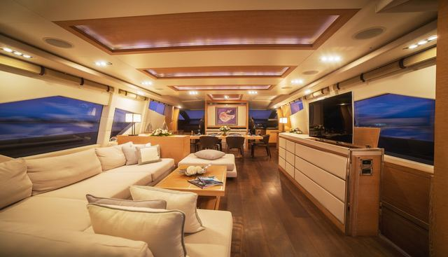 Eleven I Charter Yacht - 7