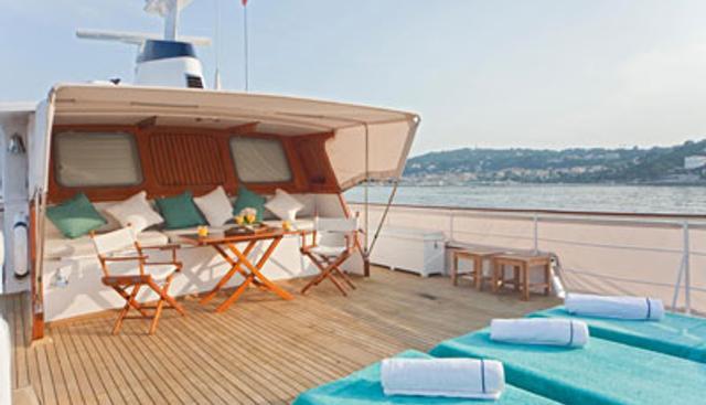 La Fidanzata Charter Yacht - 4