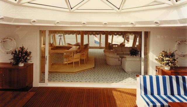 Le Pharaon Charter Yacht - 3