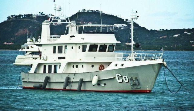 Contina Charter Yacht
