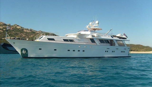 Passionata Charter Yacht