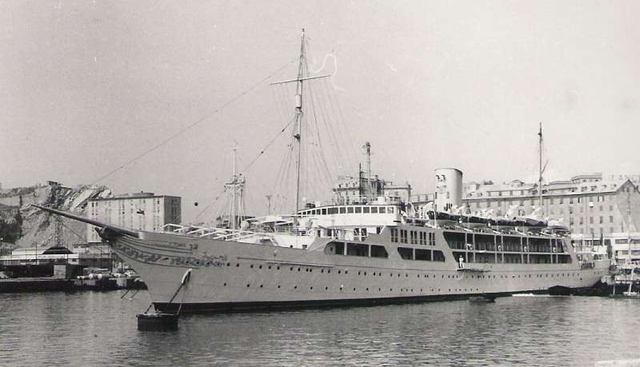 El Mahrousa Charter Yacht - 2