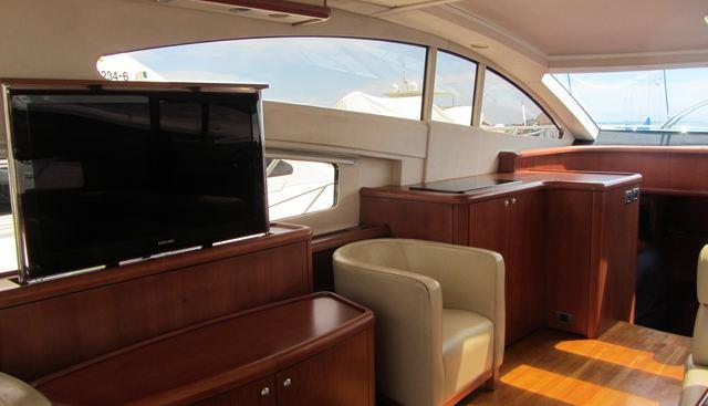 Aguila Charter Yacht - 5