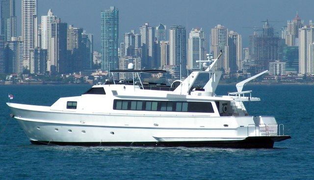 Pier Pressure Charter Yacht
