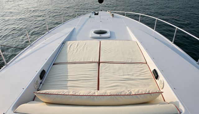LUCE ONE Charter Yacht - 2