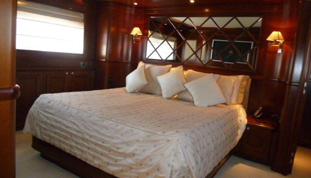 Ferretti Custom Line 97' Charter Yacht - 4