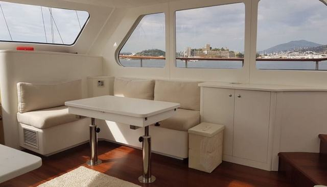 Elfim 11 Charter Yacht - 5