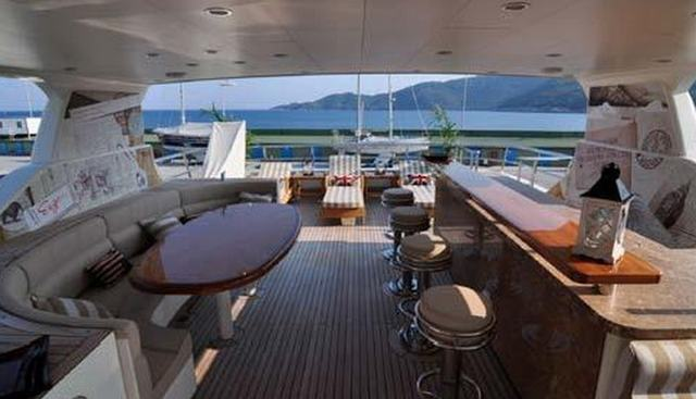 Unlimited 88 Charter Yacht - 5
