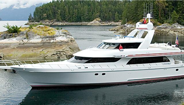 Sol Pursuit Charter Yacht