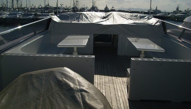 My Zoe Charter Yacht - 5