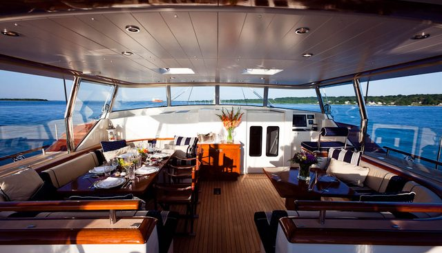 Christopher Charter Yacht - 5