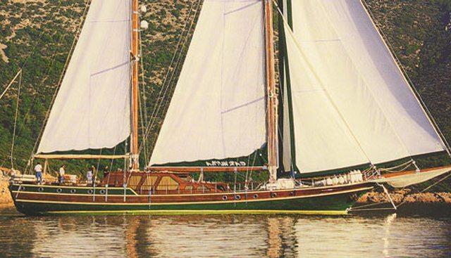 Vistamare III Charter Yacht