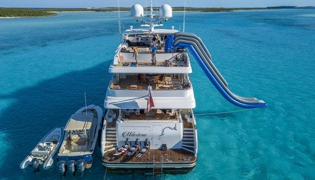 Milestone Charter Yacht - 5