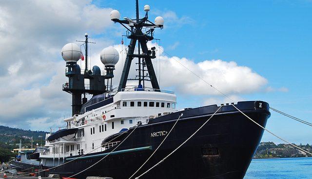 Arctic P Charter Yacht - 4