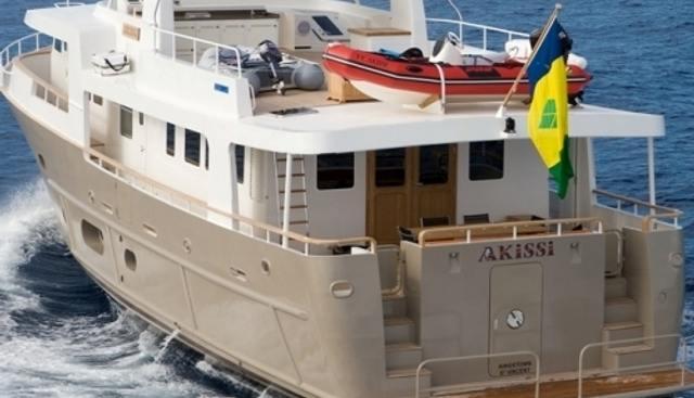 Akissi Charter Yacht - 3