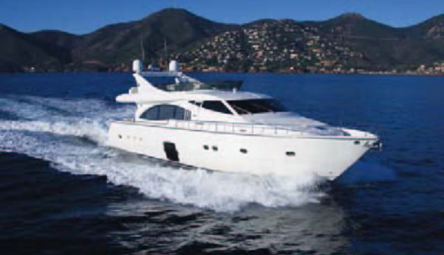 Debra One Charter Yacht - 2