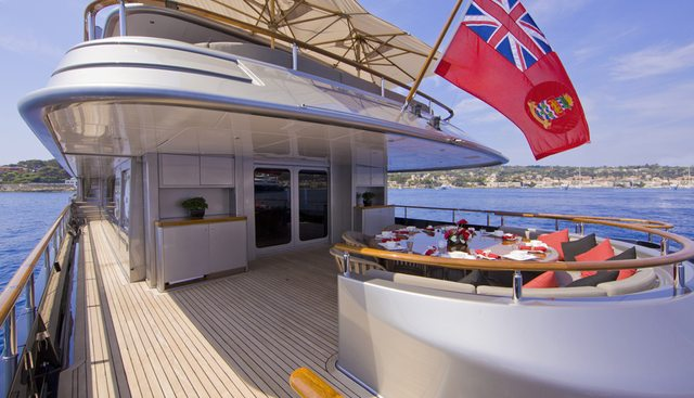 Silver Dream Charter Yacht - 3