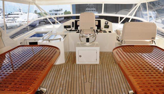 Due Process Charter Yacht - 5