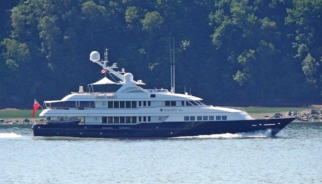 Mary A Charter Yacht