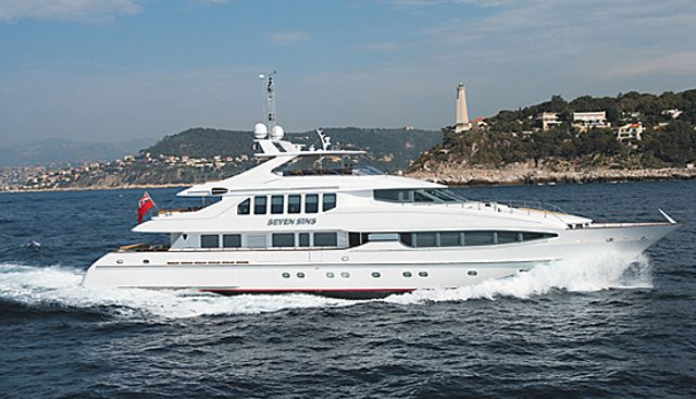 The Lady K Charter Yacht - 7