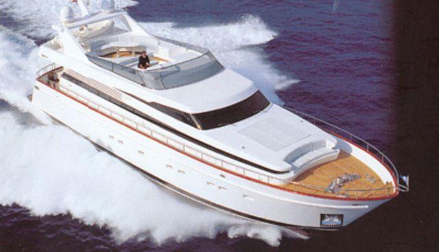 Kallista Charter Yacht