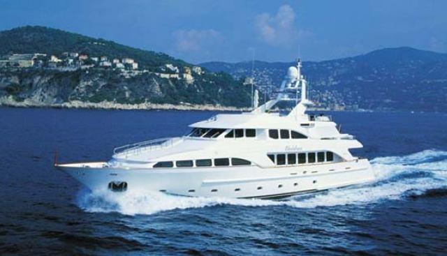 Aquabella Charter Yacht - 2