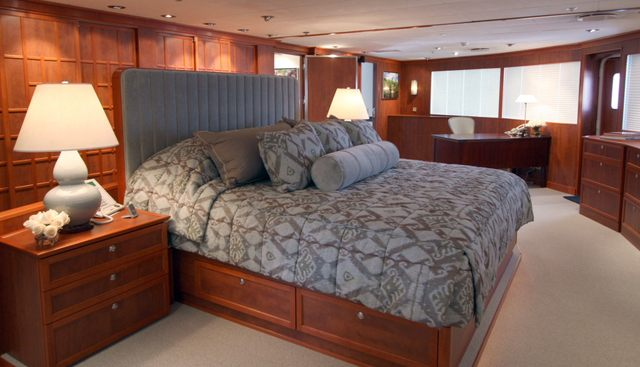 Silver Cloud Charter Yacht - 2