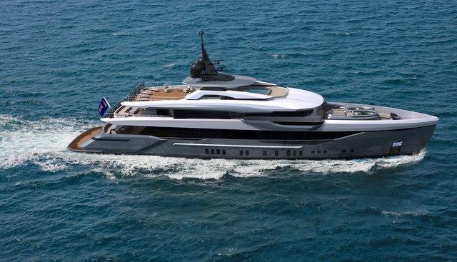 Bilgin 50m Charter Yacht